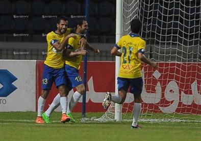 مباراة المصري والاسماعيلي