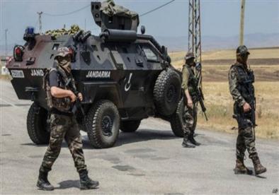 مقتل جندي تركي في هجوم من الأراضي العراقية على موقع عسكري