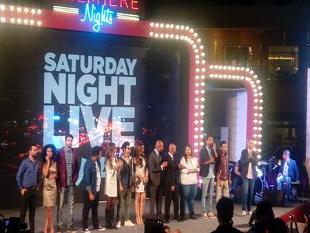 """بالصور- """"كايرو فيستيفال"""" يستقبل نجوم الكوميديا في""""Live Premiere Nights"""""""