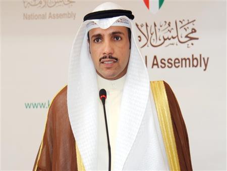 """بالفيديو .. رئيس """"الأمة الكويتي"""" يطرد الوفد الإسرائيلي من اجتماعات الاتحاد البرلماني الدولي"""