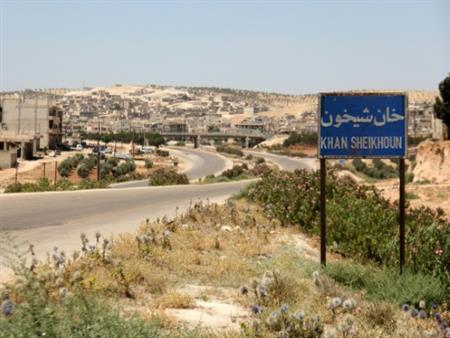 العالم في صور: قصف مدفعي على خان شيخون السورية.. واقتراع مفاجئ في إسبانيا