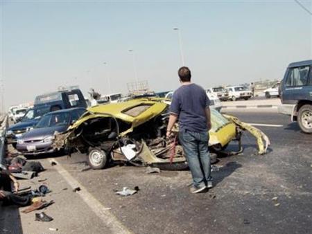 """وزير النقل: """"هناك دول متقدمة تزيد نسبة الحوادث فيها عن مصر"""" -فيديو"""