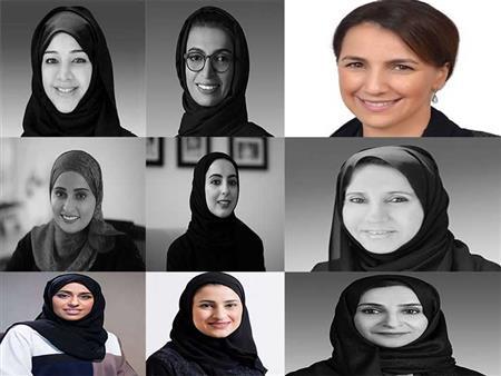 9 وزيرات في الإمارات: درسن في جامعات هارفارد ونيويورك والإسكندرية