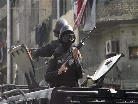 مصدر: ارتفاع شهداء اشتباكات الواحات لـ 30 شرطيًا