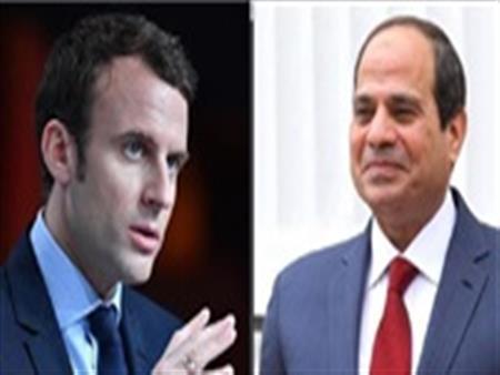 الرئاسة: توقيع 17 اتفاقية على هامش زيارة السيسي لفرنسا
