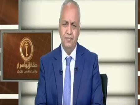 """""""بكري"""" منتقدًا حوار """"أديب"""" مع الإرهابي الليبي: """"مرفوض بشكل قاطع"""" -فيديو"""