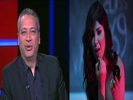 """تامر أمين تعليقًا عن كليب """"شيما"""" الفاضح: """"دعارة باسم الفن"""" -فيديو"""
