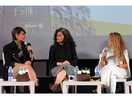 بالصور.. المؤتمر الإعلامي لتغطية حفل cairo fashion festival