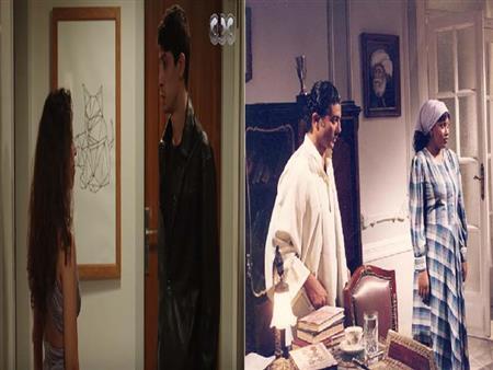 """بعد """"أحمد ومي"""" في """"سابع جار"""".. """"مراية الحب عامية"""" بالدراما المصرية (صور)"""
