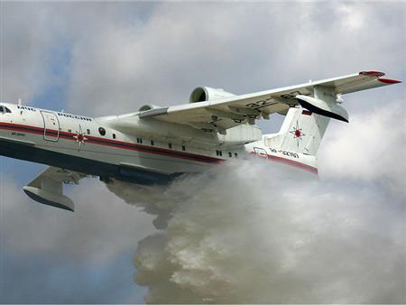 الداخلية: مصرع طاقم طائرة مدنية إثر سقوطها في بحيرة قارون