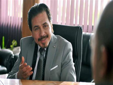 محمد رياض: عشقت أدب يوسف السباعي وسعدت بتجسيد شخصيته