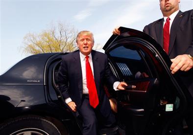 للمرة الثانية في أسبوع.. عرض إحدى سيارات ترامب للبيع بالمزاد العلني