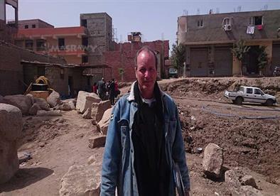 رئيس البعثة الألمانية لمصراوي: لم يكن أمامنا سوى