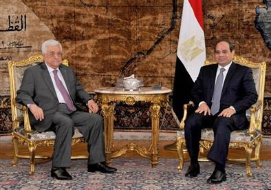الخارجية الفلسطينية: قمة السيسي وعباس رد على المشككين