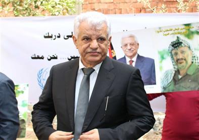 السفير الفلسطيني: القمة المصرية الفلسطينية ناقشت توحيد المواقف في