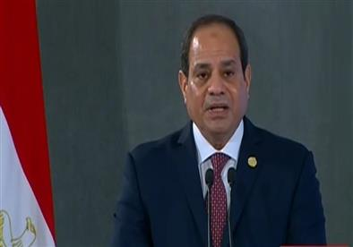 5 تكليفات من السيسي للحكومة خلال احتفالية يوم المرأة المصرية