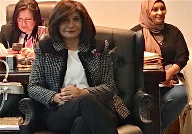 وزيرة الهجرة تلتقي بوفد من المعلمين المصريين بالكويت لبحث مشاكلهم