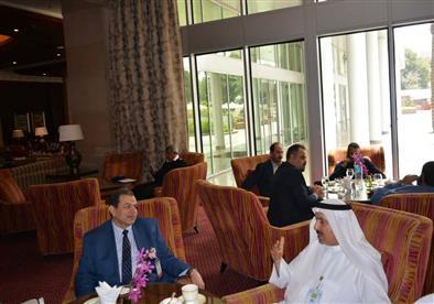 وزير القوى العاملة يبحث مع نظيره الإماراتي أوضاع العمالة المصرية