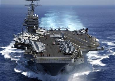 بدء مناورات بحرية مشتركة بين اليابان والولايات المتحدة غرب المحيط