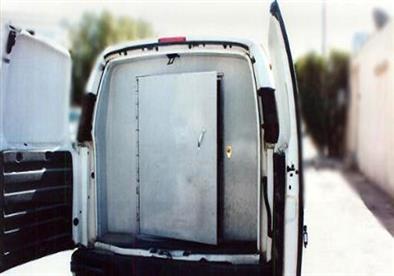 المشدد 10 سنوات لـ9 متهمين بسرقة سيارة نقل الاموال للبنك الأهلي