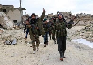 """جنرال أمريكي: """"سي آي ايه"""" توقفت عن تزويد المعارضة السورية بالأسلحة"""
