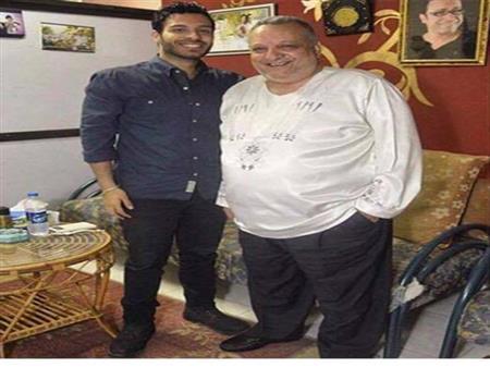 """""""هل بنورك"""" دويتو يجمع الكحلاوي """"الحفيد"""" بوالده أحمد الكحلاوي"""