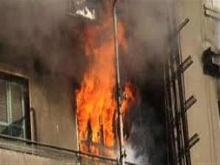 حريق يلتهم محتويات شقة سكنية بمدينة نصر دون خسائر بشرية