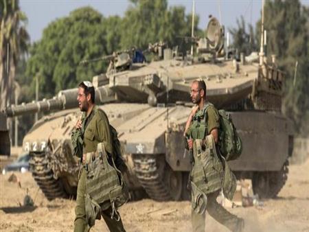 الجيش الإسرائيلي يعتقل 4 فلسطينيين في الضفة الغربية