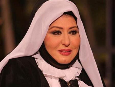 رد سهير رمزي على سؤال الإبراشي عن كشفها لبعض خصلات شعرها رغم الحجاب