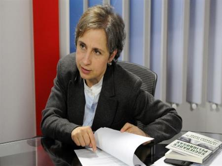 """مقابلة- صحفية مكسيكية: السلطات استخدمت """"أدوات الطغيان"""" للتجسس على الصحفيين"""