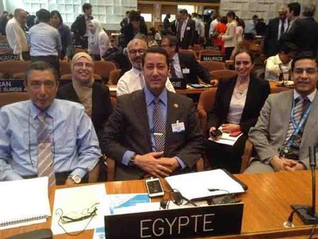 انتخاب مصر عضوًا في المجلس التنفيذي لعلوم البحار التابع لليونسكو