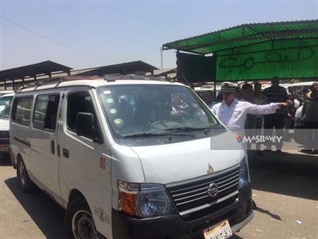 مساعد مدير أمن القاهرة: التعريفة الجديدة لم تطبق.. ولا توجد شكاوى من الركاب