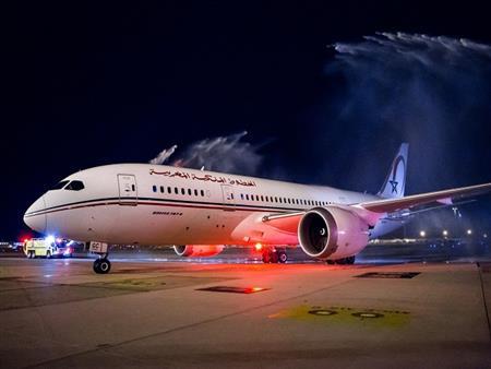 الطيران المغربي تلغي رحلاتها التي تمر عبر قطر