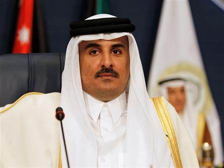 """أمير قطر: مستعدون للحوار بدون إملاءات.. ولعل """"الأقصى"""" يوحدنا - (نص كامل)"""