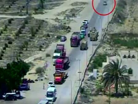 بالفيديو- إحباط تنفيذ عملية إرهابية كبرى استهدفت القوات المسلحة بسيناء