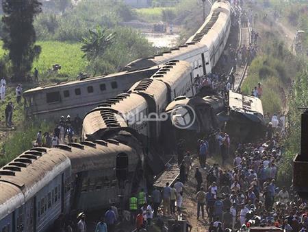 مصادر بالسكك الحديدية تفسر أسباب تجاهل سائقي قطاري الإسكندرية صرخات المراقب