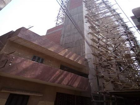 بضعف ثمنه.. كنيسة تنهي أزمة عقار متصدع في المنوفية (صور)