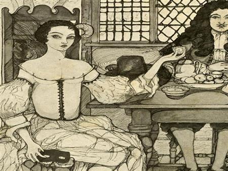 سر شعبية الشاي في انجلترا مَهر عروسة.. تعرف على قصتها