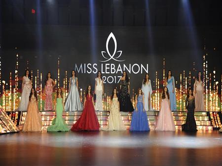 بالصور- أجمل فتيات لبنان وصلن للمراحل النهائية بمسابقة ملكة الجمال لعام 2017