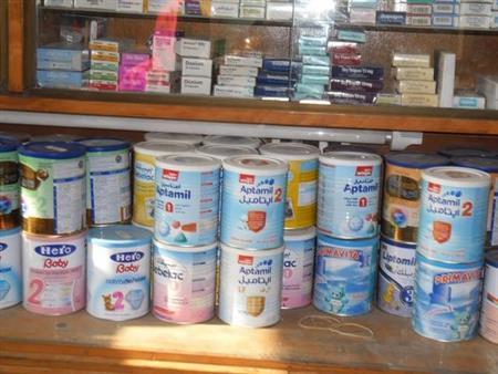 """""""المصرية للأدوية"""": توفير ألبان للأطفال بسعر 50 جنيهًا للعبوة خلال يومين"""
