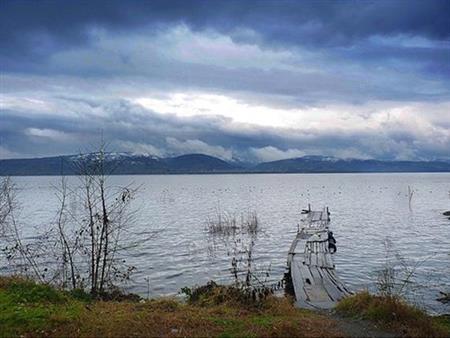 أكبر بحيرات تركيا العذبة تبخرت في أسابيع