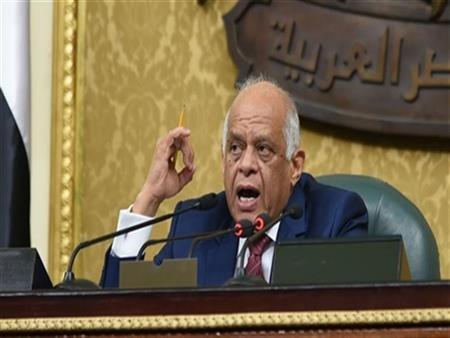 """""""عبدالعال"""" محذرًا وزراء حكومة """"مدبولي"""": لن نقبل التهاون في الرد علينا"""