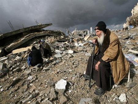 العربية: تدمير مقر قناة الأقصى الفلسطينية بستة صواريخ إسرائيلية