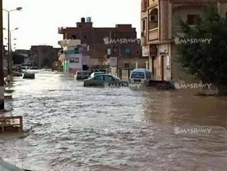 """""""لن نشعر بالخطر"""".. رئيس """"الأرصاد"""" معقبًا على استعداد مصر لمواجهة السيول"""