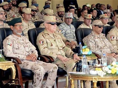 """المتحدث العسكري ينشر فيديو جديد للتدريب العربي المشترك """"درع العرب 1"""""""