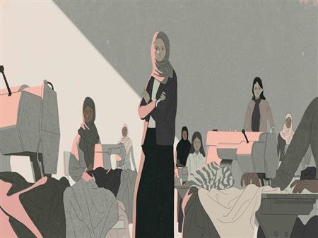 """نيويوركر تُلخص كفاح المرأة في قصة """"رانيا"""".. أن تكوني سيدة عاملة في مصر"""
