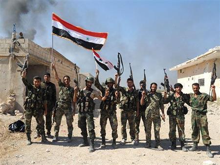قصف متبادل بين القوات الحكومية السورية والمعارضة في حلب وحماة