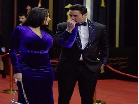 أبرزهم الفيشاوي وزوجته.. 10 ثنائيات في افتتاح القاهرة السينمائي (صور)