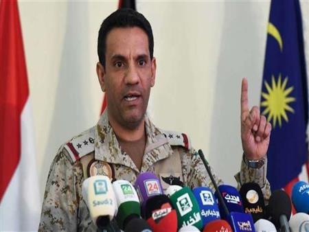 """""""دعم الشرعية في اليمن"""": الحوثيون حاولوا تفجير أهداف مدنية بطائرة بدون طيار"""