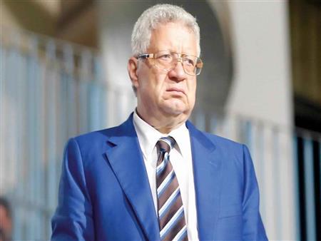مرتضى منصور: أتمنى وجود مؤمن زكريا في مباراة السوبر أمام الأهلي